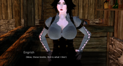 Renpy - Dark Harem screenshot 3