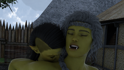 Orc's Quest: A dick girl's tale screenshot 2