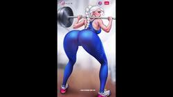 Train Your Ass With Elsa screenshot 2