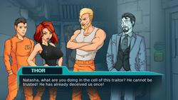 Heroes Rise: Prison Break screenshot 4
