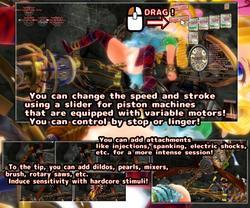Machine Ruin Self-Destruction Masturbation Life of the Sky Temple screenshot 4