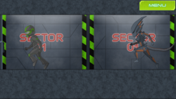Alien Runaway screenshot 1