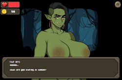 Orc Waifu screenshot 1