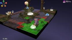 Onmyoji in the Otherworld: Sayaka's Story screenshot 3
