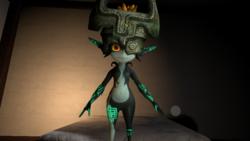 Midna VR sim screenshot 1