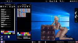 Live Desktop Beauty screenshot 1