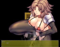 Dirty and lascivious awakening RPG by lecher knight Reika screenshot 4