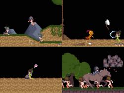 Monsters 'n Girls screenshot 0