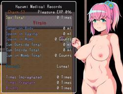 Hazumi and Pregnation screenshot 0