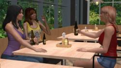 Hopepunk City screenshot 2