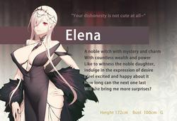Fallen girl - Black rose and the fire of desire screenshot 1