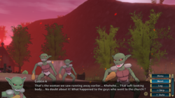 The Fairy Tale of Holy Knight Ricca: Two Winged Sisters screenshot 5