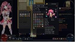 Magic & Slash -Riru's Sexy Grand Adventure screenshot 4