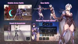 Cyberpunk Crisis screenshot 1