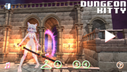 Dungeon Kitty screenshot 1