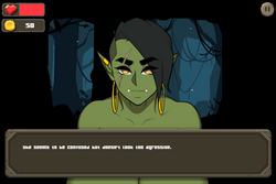 Orc Waifu screenshot 3