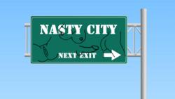 Nasty City screenshot 6