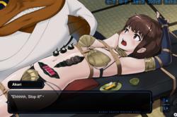 Magical Girl Western Girls Sound Novel Vol. 2 screenshot 16