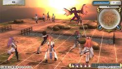 Kenseiki Alpha Ride (Eternal) screenshot 2