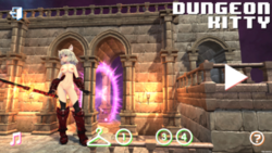 Dungeon Kitty screenshot 0