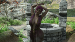 Orc's Quest: A dick girl's tale screenshot 11