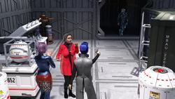Terminus Reach: Sentinel screenshot 1
