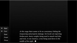 Sade: A My Time With Dee Dee Game screenshot 1