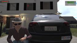 CUCKOLD SIMULATOR: Life as a Beta Male Cuck screenshot 1