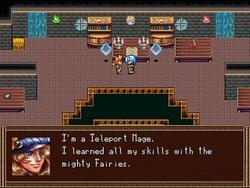 Laxius Power Trilogy screenshot 1