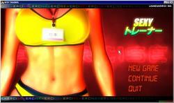 Sexy Trainer screenshot 2