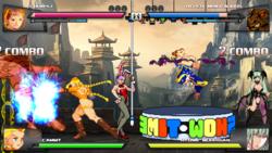 Hentai Mugen screenshot 5
