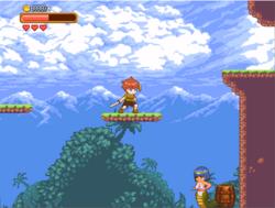 Super Mamono Sisters screenshot 6