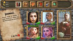 Battle for Luvia: Armored Romance screenshot 9