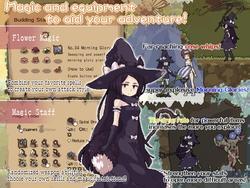 Flower Witch screenshot 1