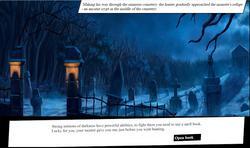 Countess story screenshot 0