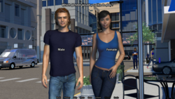 Hopepunk City screenshot 0