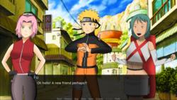 Naruto Shippuden Reverse World screenshot 5