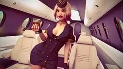 Stewardess Mimi screenshot 0