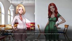 Cafe Deux Femmes screenshot 2