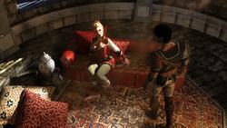 Battle for Luvia: Armored Romance screenshot 0
