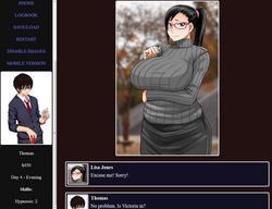 Hentai University screenshot 1