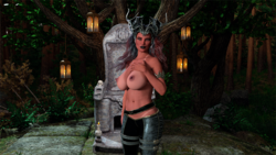 Orc's Quest: A dick girl's tale screenshot 3
