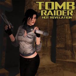 Tomb Raider: Chronicles of a Slut screenshot 1