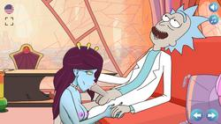 Rick's Lewd Universe screenshot 2