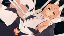 Anti-Demon Fox YUZUHA (circlehuxian) screenshot 1