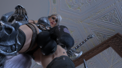 Femina Equum screenshot 0