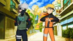 Naruto Shippuden Reverse World screenshot 0