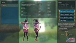 The Fairy Tale of Holy Knight Ricca: Two Winged Sisters screenshot 7