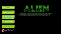 Alien Runaway screenshot 0