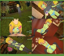 Fairy Picturebook of Hero and Sorceress screenshot 1